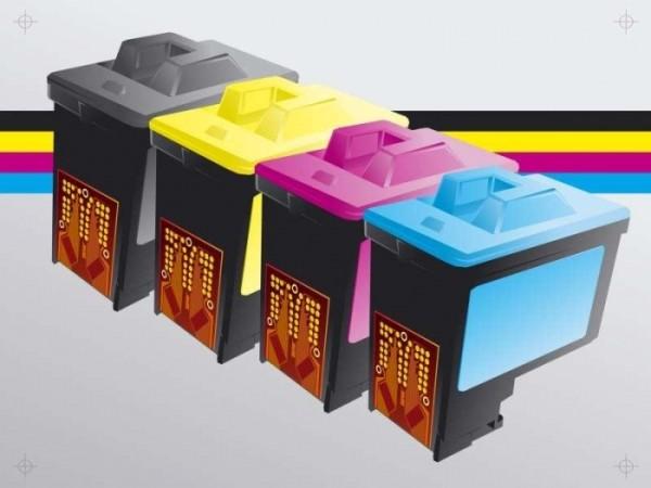 Как самому заправить картридж струйного принтера epson